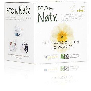 Hygienické vložky NATY ECO vložky (13 ks) - super (7330933080200)