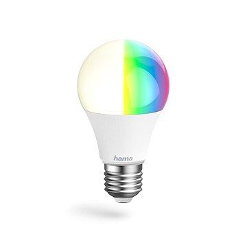 Hama WiFi LED žárovka E27 10W RGB (176547)