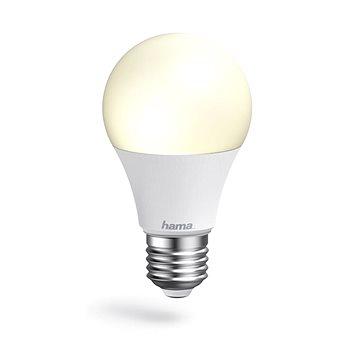 Hama WiFi LED žárovka E27 10W bílá teplá/studená (176550)