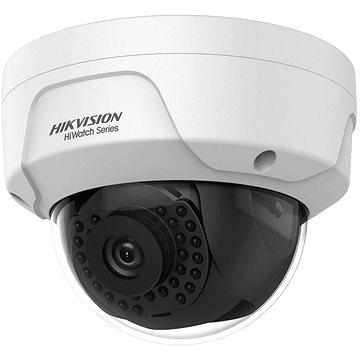 HikVision HiWatch HWI-D140H-M (4mm), IP, 4MP, H.265+, Dome venkovní, Metal (104709)