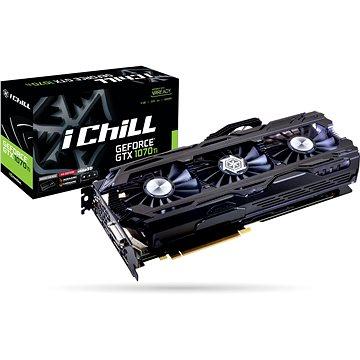 Inno3D iChill GeForce GTX 1070 Ti X4 (C107T4-1SDN-P5DN)
