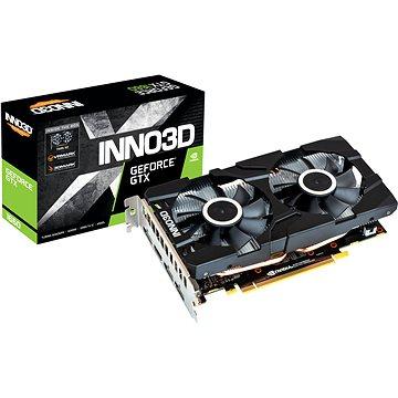 Inno3D GeForce GTX 1660 6G TWIN X2 (N16602-06D5-1510VA15)