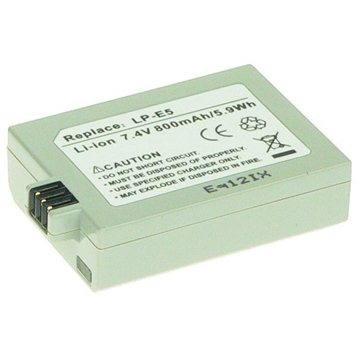 AVACOM za Canon LP-E5 Li-ion 7.4V 850mAh (DICA-LPE5-365N2)