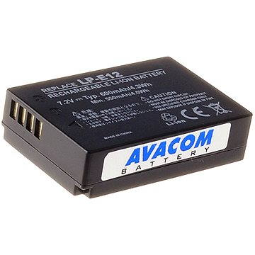 AVACOM za Canon LP-E12 Li-ion 7.2V - 7.4V 600mAh 4.3Wh (DICA-LP12-345)