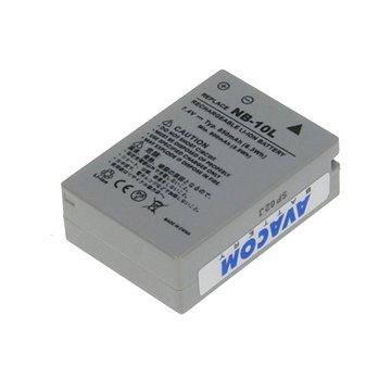 AVACOM za Canon NB-10L Li-ion 7.4V 850mAh 6.3Wh verze 2011 (DICA-NB10-365)