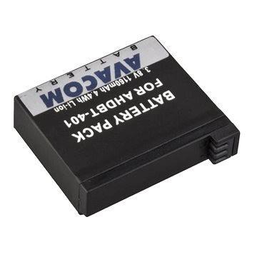 AVACOM za GoPro AHDBT-401 Li-Ion 3.7V 1160mAh 4.4Wh verze 2014 (VIGO-BT401-836)