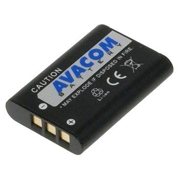 AVACOM za Nikon EN-EL11, Olympus Li-60B, Pentax D-LI78 Li-ion 3.7V 570mAh 2.5Wh verze 2011 (DINI-EL11-623N2)