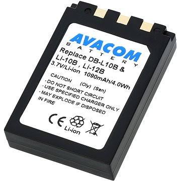 AVACOM za Olympus LI-10B, LI-12B Li-ion 3.7V 1090mAh (DIOL-LI10-934)
