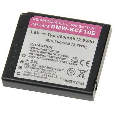 AVACOM za Panasonic CGA-S106E, DMW-BCF10 Li-ion 3.6V 800mAh 2.9Wh (DIPA-S106-563N4)