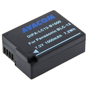 AVACOM za Panasonic DMW-BLC12 Li-ion 7.4V 1000mAh 7.4Wh (DIPA-LC12-B1000)