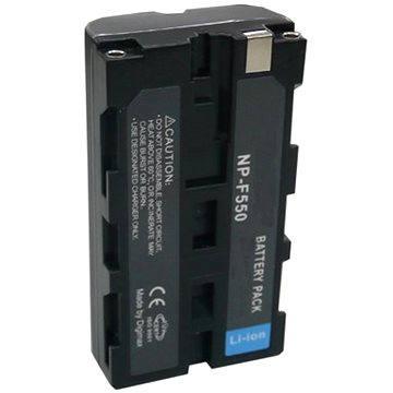 AVACOM za Sony NP-F550 Li-ion 7.2V 2600mAh 18.7Wh verze 2014 černá (VISO-550B-806N3)
