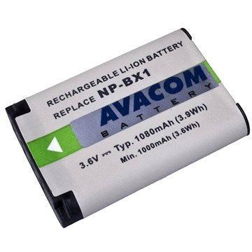AVACOM za Sony NP-BX1 Li-ion 3.6V 1080mAh 3.9Wh (DISO-BX1-483)