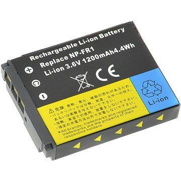 AVACOM za Sony NP-FR1 Li-ion 3.6V 1220mAh 4.4Wh verze 2011 (DISO-FR1-833N)