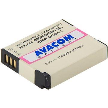 Avacom Panasonic DMW-BCM13, BCM13E Li-Ion 3.6V 1100mAh 4Wh (DIPA-CM13-338)
