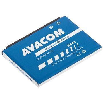 Avacom pro Motorola U9, V9, V9x Li-Ion 3.7V 740mAh (náhrada BX40) (GSMO-BX40-S740)