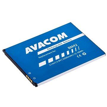 Avacom pro Xiaomi Redmi Note 2 Li-Ion 3.84V 3060mAh (náhrada BM45) (GSXI-BM45-3060)