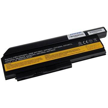 Avacom Lenovo X220 series Li-Ion 11.1V 7800mAh/87Wh (NOLE-X22H-806)