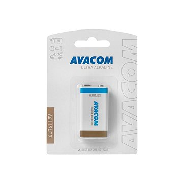 Avacom 9V Ultra Alkaline (SPAV-9V-UA)