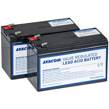 Avacom bateriový kit pro renovaci RBC22 (2ks baterií) (AVA-RBC22-KIT)