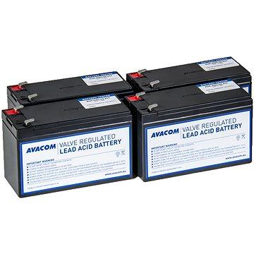 AVACOM bateriový kit pro renovaci RBC59 (4ks baterií) (AVA-RBC59-KIT)