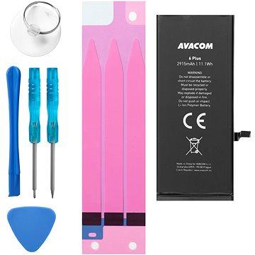 Avacom pro Apple iPhone 6 Plus, Li-Ion 3.82V 2915mAh (náhrada 616-0802) (GSAP-IPH6P-2915)