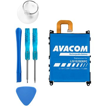 Avacom pro Sony Xperia Z1, Li-Ion 3.8V 3000mAh (náhrada LIS1525ERPC) (GSSO-C6903-3000)