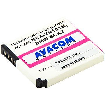 AVACOM za Panasonic DMW-BCK7 Li-Ion 3.6V 700mAh 2.6Wh (DIPA-CK7-533N2)