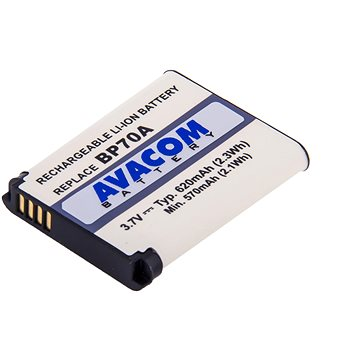 AVACOM za Samsung BP-70A Li-Ion 3.7V 620mAh 2.3Wh (DISS-P70-354N2)