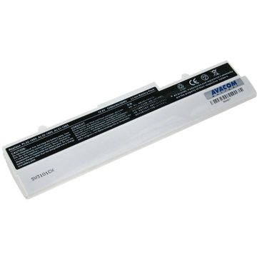 AVACOM za Asus EEE PC 1005/ 1101 series Li-ion 10.8V 5200mAh/ 56Wh white (NOAS-EE15w-806)