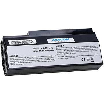 AVACOM pro Asus G53, G73 series A42-G53 Li-ion 14,8V 5200mAh/77Wh (NOAS-G53-S26)