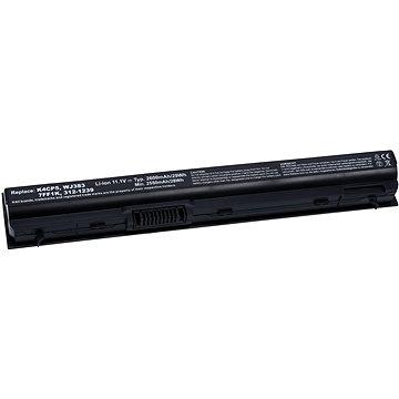 AVACOM pro Dell Latitude E6220, E6330 Li-ion 11,1V 2600mAh/29Wh (NODE-E62N-806)