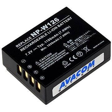 AVACOM za Fujifilm NP-W126 Li-ion 7.2V 1100mAh 7.9Wh (DIFU-W126-744)