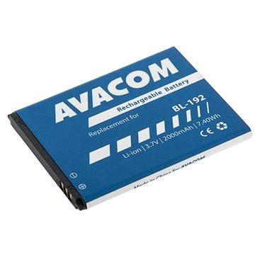 AVACOM pro Lenovo A328 Li-Ion 3.7V 2000mAh (náhrada BL192) (GSLE-BL192-2000)