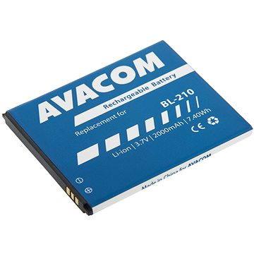 Avacom pro Lenovo A536 Li-Ion 3.7V 2000mAh (náhrada BL210) (GSLE-BL210-2000)