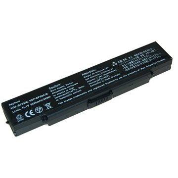 AVACOM za Sony VGN-AR520/ SZ61, VGP-BPS9, VGP-BPS10 Li-ion 11.1V 5200mAh/ 56Wh černá (NOSO-9BN-806)
