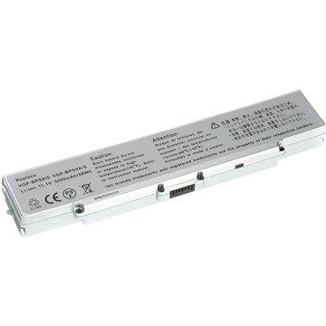 AVACOM za Sony VGN-AR520/ SZ61, VGP-BPS9, VGP-BPS10 Li-ion 11.1V 5200mAh/ 58Wh silver (NOSO-9SN-806)