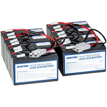 AVACOM náhrada za RBC12 - baterie pro UPS (AVA-RBC12)