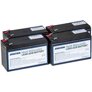 AVACOM bateriový kit pro renovaci RBC24 (4ks baterií) (AVA-RBC24-KIT)