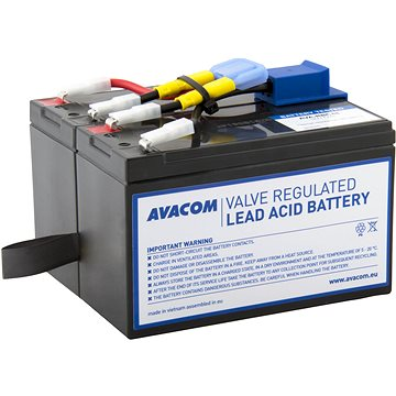 AVACOM náhrada za RBC48 - baterie pro UPS (AVA-RBC48)