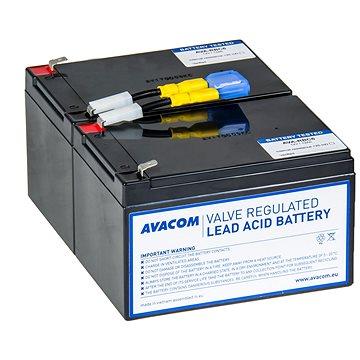 AVACOM náhrada za RBC6 - baterie pro UPS (AVA-RBC6)