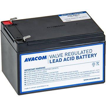 AVACOM náhrada za RBC4 - baterie pro UPS (AVA-RBC4)