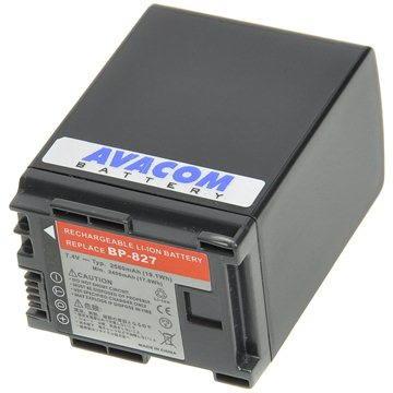 AVACOM za Canon BP-807, BP-809, BP-819, BP-827 Li-ion 7.4V 2580mAh 19.8Wh verze 2011 (VICA-827-823)