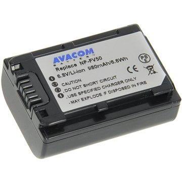 AVACOM za Sony NP-FV30, NP-FV50 Li-ion 6.8V 980mAh 6Wh (VISO-FV50-142)