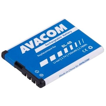 AVACOM pro Nokia 6111 Li-Ion 3,7V 750mAh (náhrada BL-4B) (GSNO-BL4B-S750)