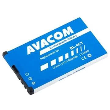 AVACOM pro Nokia 5310 XpressMusic Li-Ion 3,7V 860mAh (náhrada BL-4CT) (GSNO-BL4CT-S860)