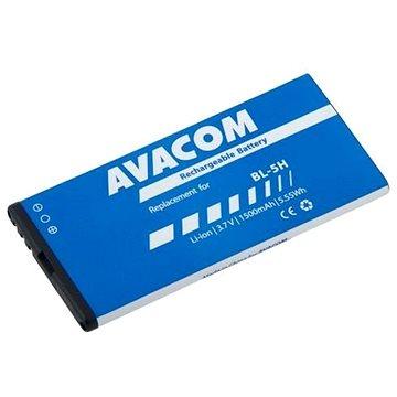 AVACOM pro Nokia Lumia 630, 635 Li-Ion 3,7V 1500mAh (náhrada BL-5H) (GSNO-BL5H-S1500)