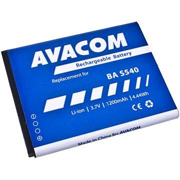 AVACOM pro HTC Wildfire S Li-Ion 3,7V 1200mAh (náhrada BD29100) (GSHT-HD3-S1200)