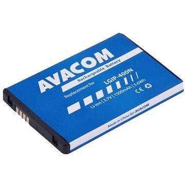 AVACOM pro LG P500 Optimus One Li-Ion 3,7V 1500mAh (náhrada LGIP-400N) (GSLG-P500-1500)