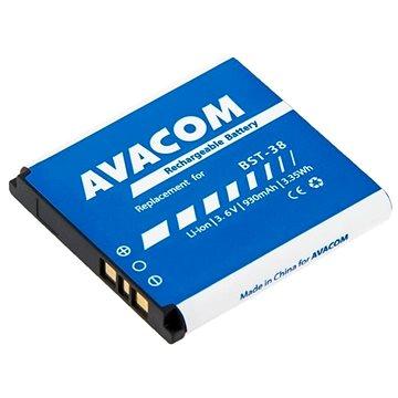 AVACOM pro Sony Ericsson S510i, K770 Li-Ion 3,6V 930mAh (náhrada BST-38) (GSSE-BST38-S930)