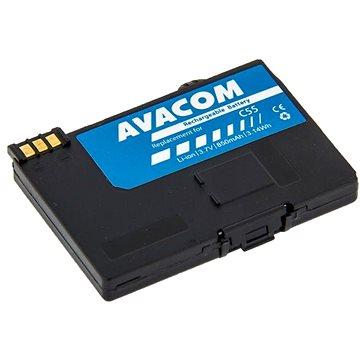 AVACOM pro Siemens C55, S55 Li-Ion 3,6V 850mAh (náhrada EBA-510) (GSSI-C55-S850)